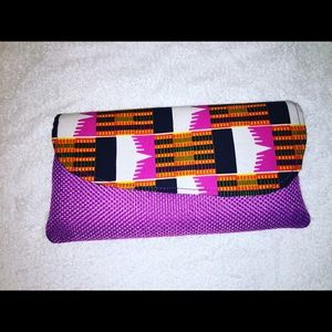 Clutch purses. Handmade.