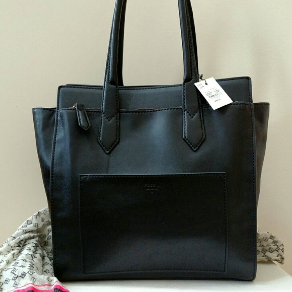Fossil Bags   Knox Leather Tote   Poshmark cd25703409