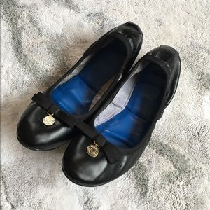 Tommy Hilfiger Leather Ballet Flats