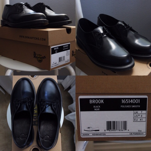 Doc Martens Brooks 2eye