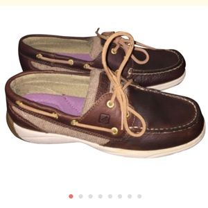 Sperry Top-Sider Shoes - Like new Sperry Top Sider shoes women's Sz 8