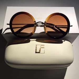 "Linda Farrow Accessories - Brand new ""the row 8"" Linda Farrow sunglasses"