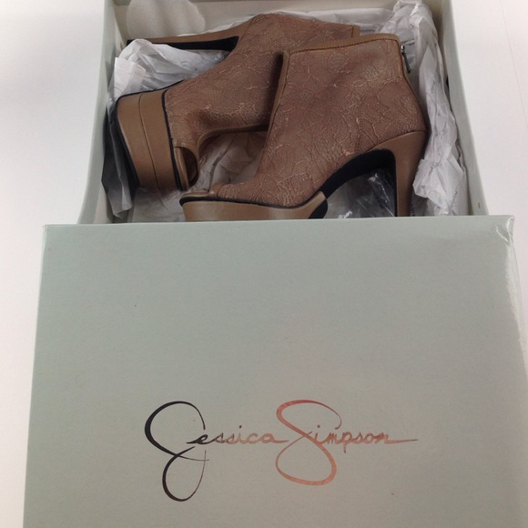 Jessica Simpson Shoes Black Firday