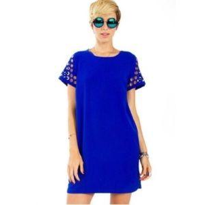 Sugarlips Dresses & Skirts - Nordstrom, blue shift dress 💙