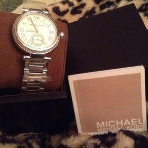 Authentic New Michael Kors watch