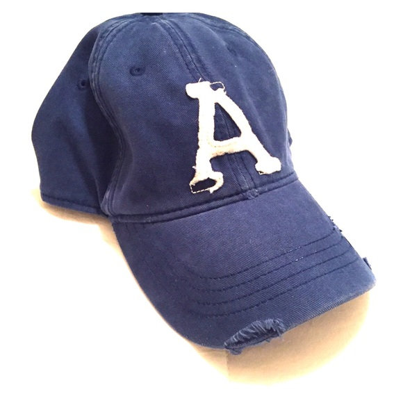 Abercrombie   Fitch Accessories - A F fitted baseball cap. 01632b83ae2