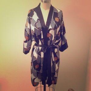 Saks Fifth Avenue Robe