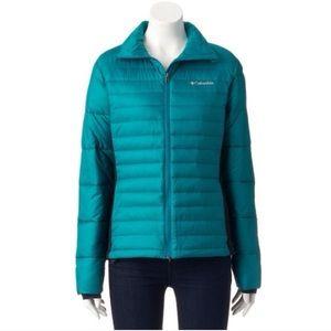 Columbia hooded jacket (last one)