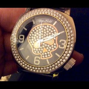Other - Marc Eco skull watch