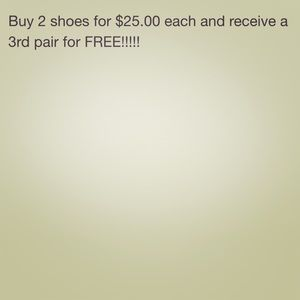Shoes - Sale