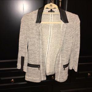 Cute light weight comfortable blazer