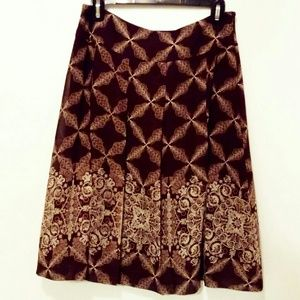 Tapemeasure Dresses & Skirts - Intricate Patterned Skirt