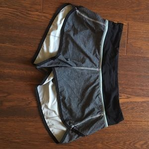 Pants - Lululemon Speed Short size 6