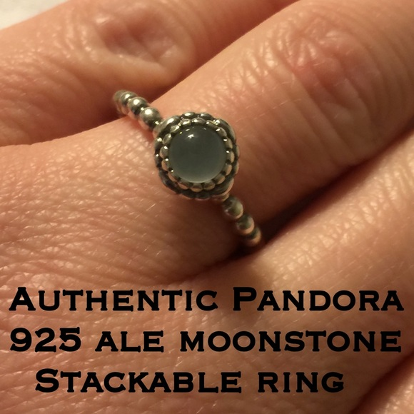 925 pandora rings