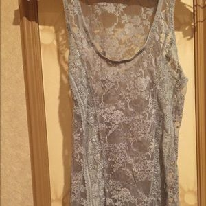 Free People Lacey Tank