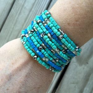 Jewelry - Turquoise Statement Cuff