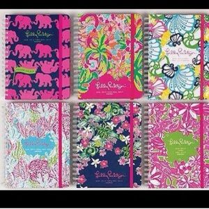 ISO LILLY PULITZER 2016 PLANNER