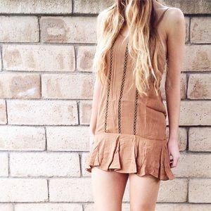 Dresses & Skirts - drop waist dress