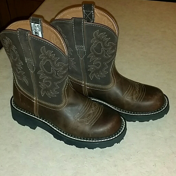 Ariat Shoes - Ariat Fat baby boots c80c8086a