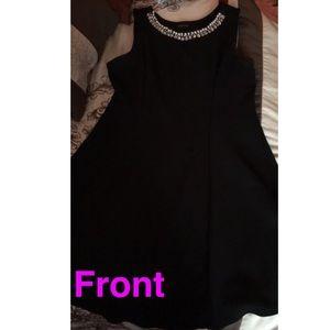 Dresses & Skirts - Beautiful Black Skater skirt Dress