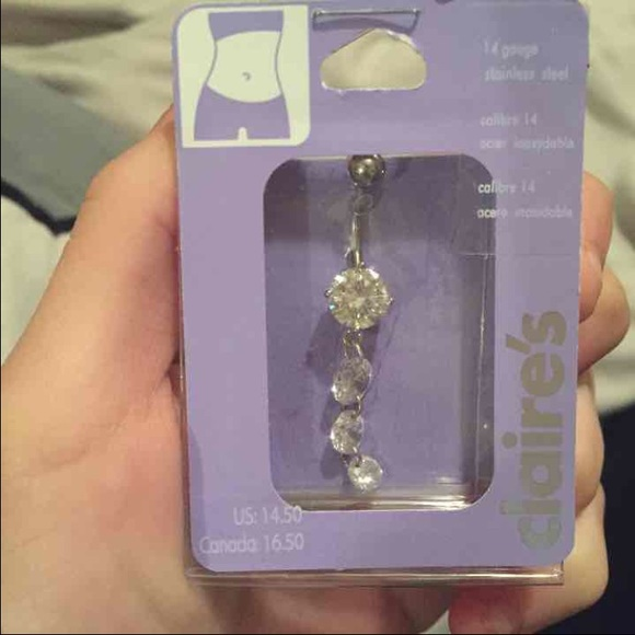 Claires Other Belly Button Ring Poshmark