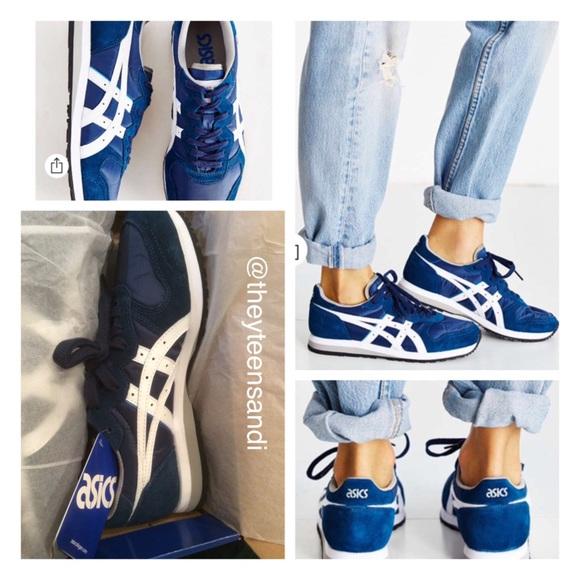 hot sale online 0bc1e 93e25 Asics Onitsuka Tiger OC Running Sneaker in Navy NWT