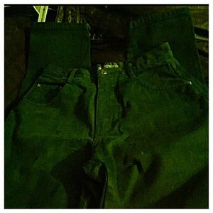 Great Condition Loden Green Jeans Sz 9/10