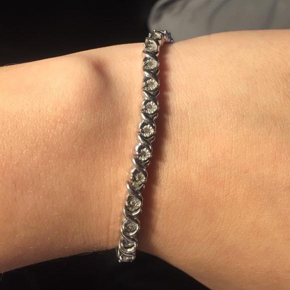 b0495a9f4 Kay Jewelers Jewelry | Diamond Bracelet | Poshmark