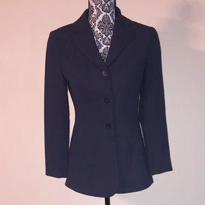 Petite Sophisticate Jackets & Blazers - Petite Sophisticate Gray Blazer
