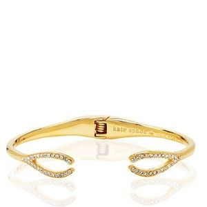Host PickKate Spade Dainty Wishbone Cuff