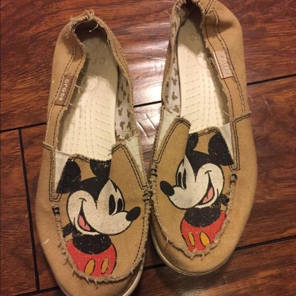 09df18662 crocs Shoes - Mickey Mouse crocs