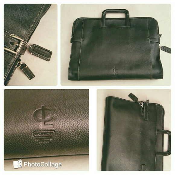 how to clean leather briefcase