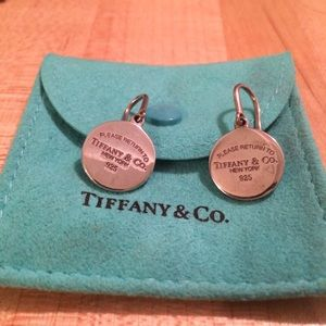 Tiffany & Co. Jewelry - Tiffany & Co. Drop Earring