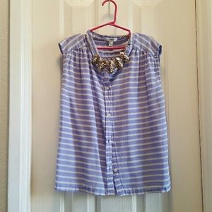 Tops - J. Crew Striped Top