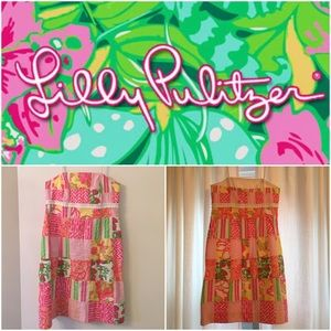 Lilly Pulitzer Bowen strapless dress