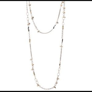 🔴Last Price Drop! NWOT 2 in 1 Layered Necklace