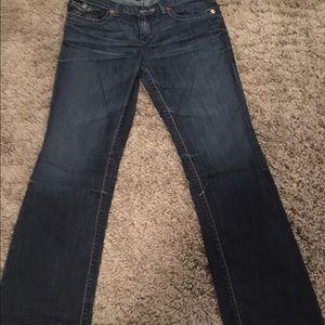 Big Star Vintage Miki Stretch Jean