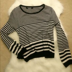 Tops - Striped Long Sleeve Top