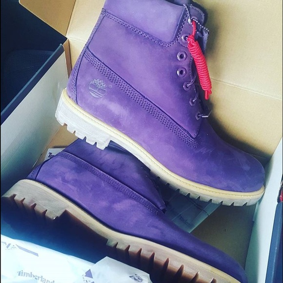 94cf9a6e2e82 Purple Diamond Timberland X Villa