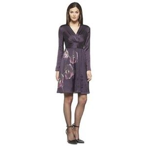 Altuzarra Dresses & Skirts - NWT Altuzarra for Target Deep Purple Orchid Dress