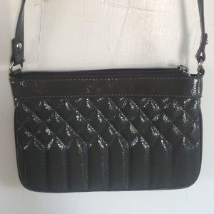 Patent Nine West purse