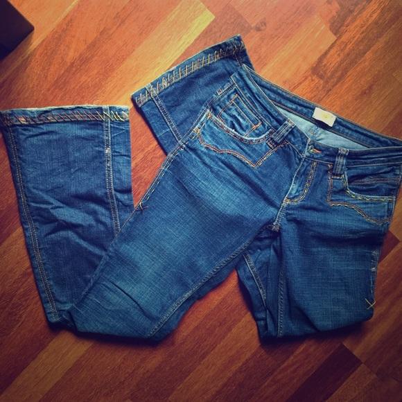 DENIM - Denim trousers Antik Batik cXVhYF1