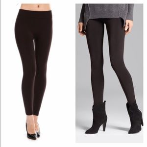 Coffee Fleece Lined Leggings