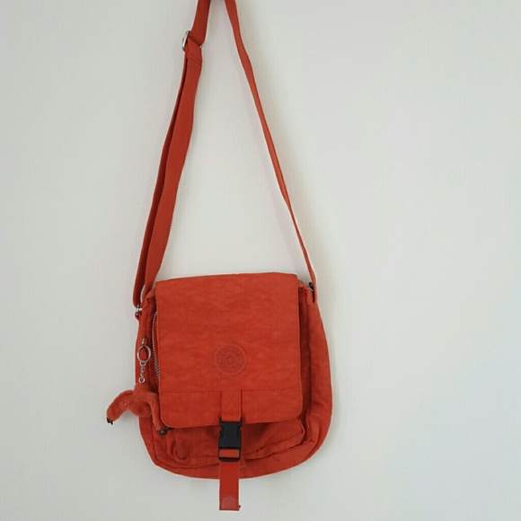 Kipling - Kipling orange book bag/crossbody from Cyl's closet on ...