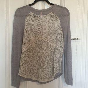 Xhiliration (target) sweater