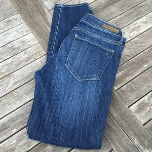 Articles of Society Crop Storm Ankle Jeans 26