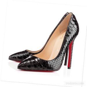 chris louboutin website - 81% off Christian Louboutin Shoes - Christian Louboutin Frutti ...
