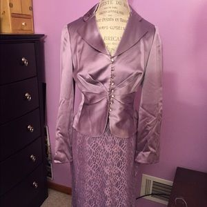 ❗️Final Price❗️Kay Unger suit 100% Silk