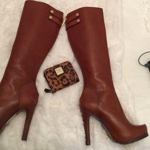 💞💗HOST PICK NEW Rachel Zoe Saddle brown boots 8