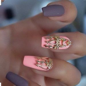 Sephora Other - Nail Art 3D in Gold